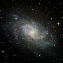 Messier 33,                                Thomas