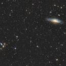 Stephan 's Quintet and NGC7331  Deer Lick Group,                                Arnaud Peel