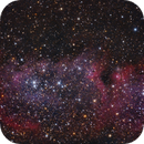IC 1848 nebulosa del alma, nebulosa del feto,                                Antonio_Nocaticoco
