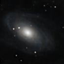 M81 Bode and M82 Pinwheel Galaxies,                                Aybars & Ahmet Kuzu