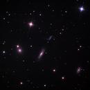 Hickson 44 galaxy group,                                Andrew Gutierrez