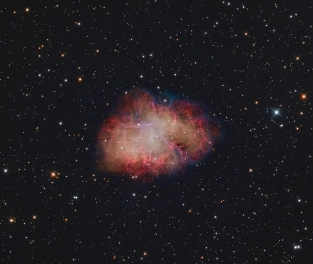 Messier 1,                                Kfir Simon