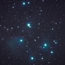 Pleiades M45,                                Bart van der Pas