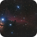 Horsehead and Flame Nebula,                                doug0013
