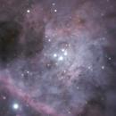 M42 core NIR-Visual,                                Giuseppe Donatiello