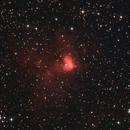 NGC1491,                                Ivaldo Cervini