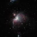 Messier 42 Great Nebula in Orion,                                Harri Heikkinen