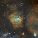 NGC-7635 SHO,                                LAMAGAT Frederic