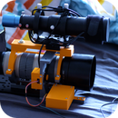 Custom made rings for Canon EF 70-200mm f/4L IS lens.,                                Boštjan Zagradišnik
