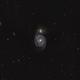 Messier 51.,                                Marvaz