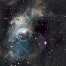 NGC 7635 Bubble Nebula #5 - SHO,                                Molly Wakeling