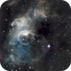 NGC 7635 Bubble Nebula #5 - SHO,                                  Molly Wakeling