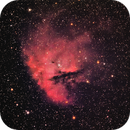 NGC281,                                Astrofotospr