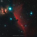 IC 434 Nébuleuse de la tête de cheval,                                Stephane Jung