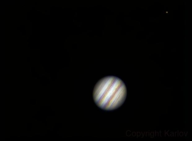 Júpiter,                                Karlov