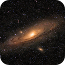 Galaxy Andromeda M31 Radian Raptor,                                Stephen Heliczer FRAS