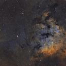 NGC 7822,                                Andreas Zirke