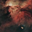 NGC 6188 Dragons of Ara,                                gregengland