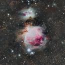 M42 HDR with pixelmath,                                William Jordan