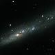 NGC 55 - Someone else's Milky Way...,                                Sergio G. S.