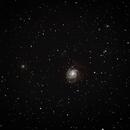 M101 wo-apo80 30 mai 2009,                                Frédéric Tapissier
