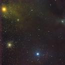 Antares und M4,                                Michael Langer