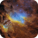 The Prawn Nebula - IC 4628,                                Connor Matherne