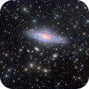 The Deer Lick Group - NGC 7331 - HLRGB Image,                                Eric Coles (coles44)