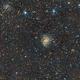 NGC 6946 Feuerwerksgalaxie,                                Mirko Wanke