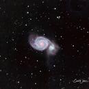M51 Whirlpool,                                Carl Weber