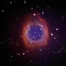 Helix Nebula,                                muthunag