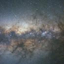 Milky Way,                                Chris Ryan