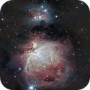 Messier 42 color,                                joperenclo