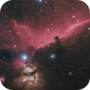 IC434 and B33 with a 76mm SharpStar,                                Joostie