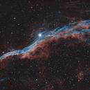 NGC6960 - Veil Nebula,                                Ianto1111