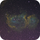 IC1848 soulnebula,                                mdek