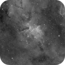 Heart Nebula in Ha TS65 Quad apo,                                Alan Hancox
