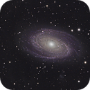 M81, Combo of 4hr Mono and 4hr of OSC using Altair Astro Hypercams 183 ProTEC.,                                Tim McCollum