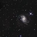 Ole - the Spanish Dancer NGC 1566,                                Andrew Lockwood