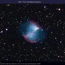 The dumbbell Nebula,                                Dominique Callant