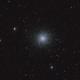 M13 - The Great Globular Cluster in Hercules.,                                Sergei Sankov
