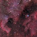 Mosaik NGC 7000 IC 5067,                                MarkusB