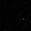 NGC 1514 the Crystal Ball Nebula  Heavily Cropped,                                RonAdams