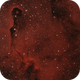 IC_1396A [Cep] - The Elephant Trunk Nebula in H-HO-O,                                G400