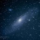 M31 with EQ1,                                Alessio Vaccaro