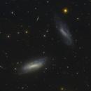 NGC 672 & IC 1727,                                Máximo Bustamante
