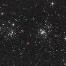 NGC 869, NGC 884, h and χ Persei,                                Alexander Sorokin
