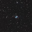 Messier 76 from SW MAK 127,                                Jan Loza