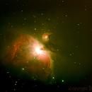 Great Orion Nebula M42,                                Bernd Neumann