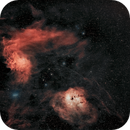 IC405-IC410 (EDPH 94/414)-comète Atlas M3,                                laup1234